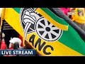 ANC North West Provincial leadership briefing following protests