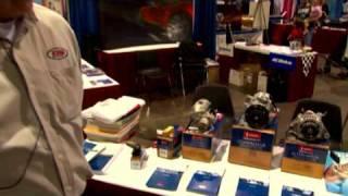 Factory Motor Parts@ VISION HiTech Training & Expo