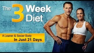 The 3 Week Diet Free Download | Diet Chart For Weight Loss In 7 Days