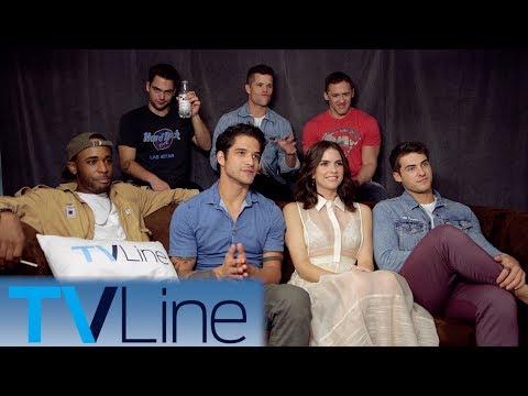 Teen Wolf Interview   Comic-Con 2017   TVLine