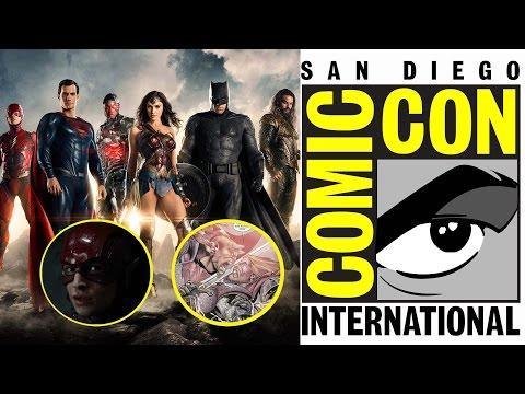 Análisis  completo del Trailer Justice League Comic-Con 2016