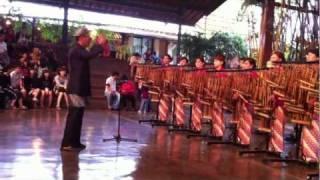 Bohemian Rhapsody at Saung Angklung Udjo Indonesia.MOV