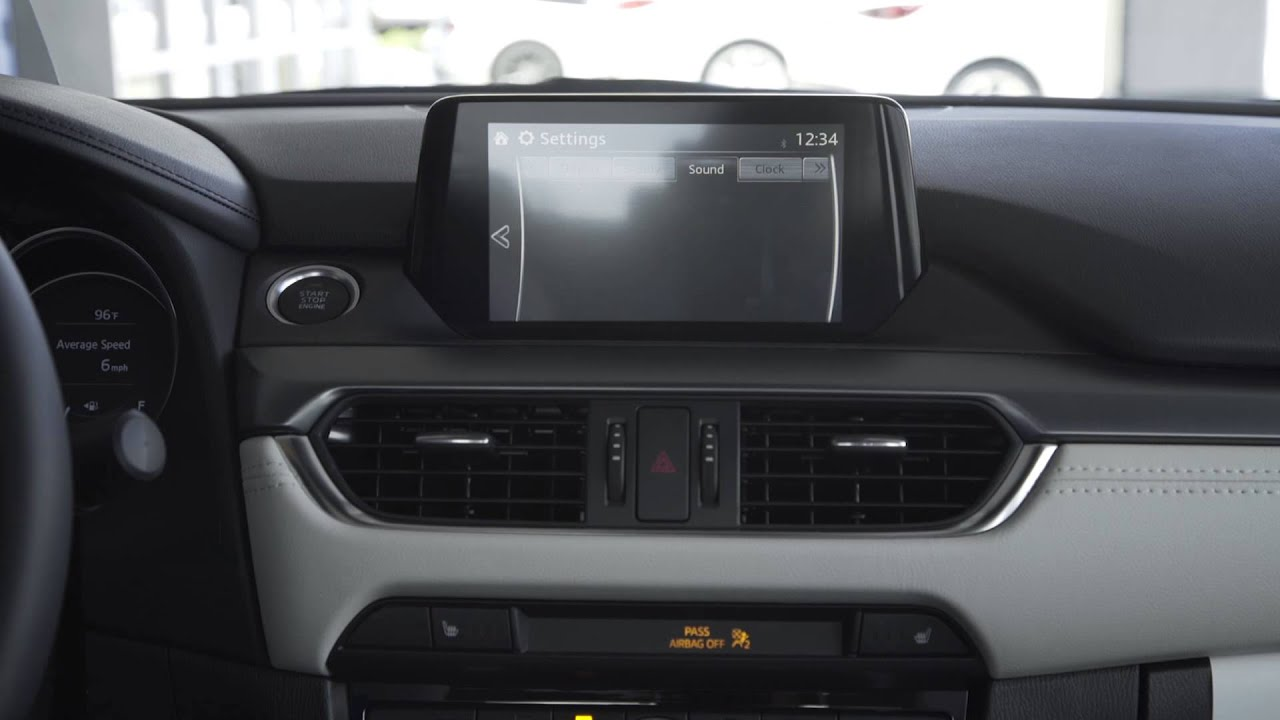 Bose Sound System >> Does The Mazda6 Have A Bose Sound System? | Mr. Mazda ...
