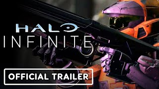 Halo Infinite - Official Multiplayer Reveal Trailer | E3 2021