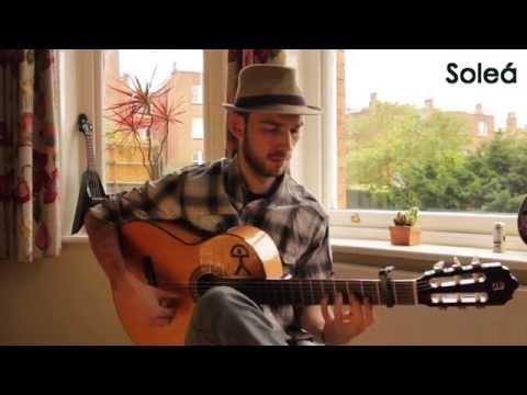 Flamenco, Jazz and Acoustic Guitar - Renny Jackson