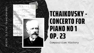 Tchaikovsky - Concerto for Piano No 1 Op. 23