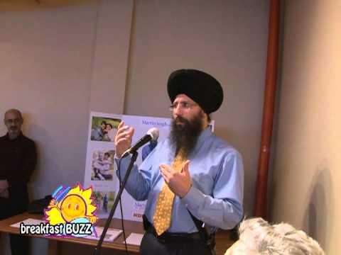 Breakfast BUZZ @ Martin Singh's (NDP) Office Opening in Malton (Mississauga) - Ontario.