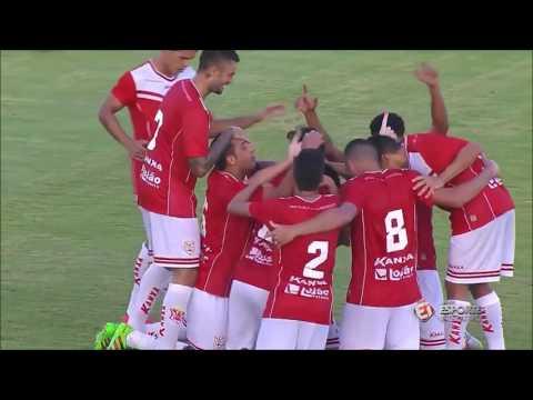 Gol Sergipe 1 x 0 América RN - Narração José Antonio Marques