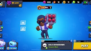 if i miss a shot the video ends (brawl stars)