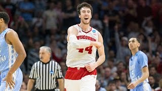 Wisconsin vs North Carolina Highlights