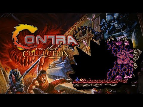 [PC] Contra Anniversary Collection [魂斗羅 / Contra (Japan Version) from NES]