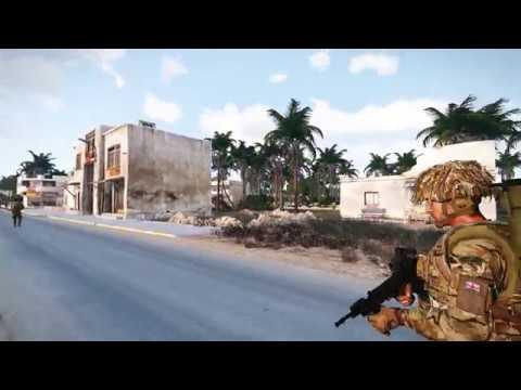 Diyala Province, Iraq 1.3 ArmA 3 Terrain