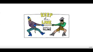 Keep the LINE Mixtape -  The Warmup