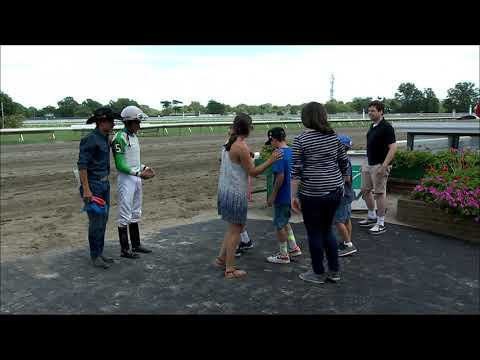 video thumbnail for MONMOUTH PARK 8-10-19 RACE 5