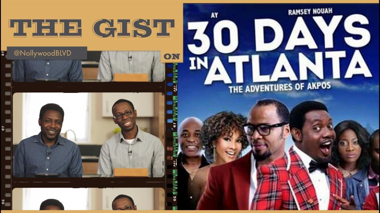 Download EP001 - 30 DAYS IN ATLANTA - Movie Review // The GIST