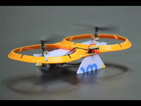 How To Make A Helicopter Fly Hoverboard - Flying Hoverbike