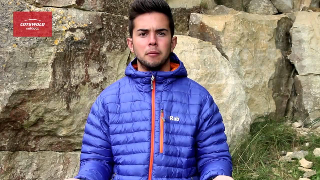 Rab Microlight Alpine Jacket - YouTube 6a49dd4e00