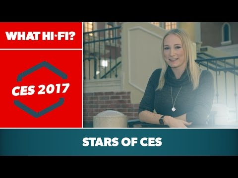 Stars of CES 2017: The best new audio products of CES