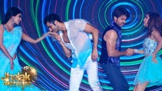 Jhalak Dikhla Jaa Season 7 BEST ROMANTIC PERFORMANCE in 7th June 2014 FULL EPISODE (News)