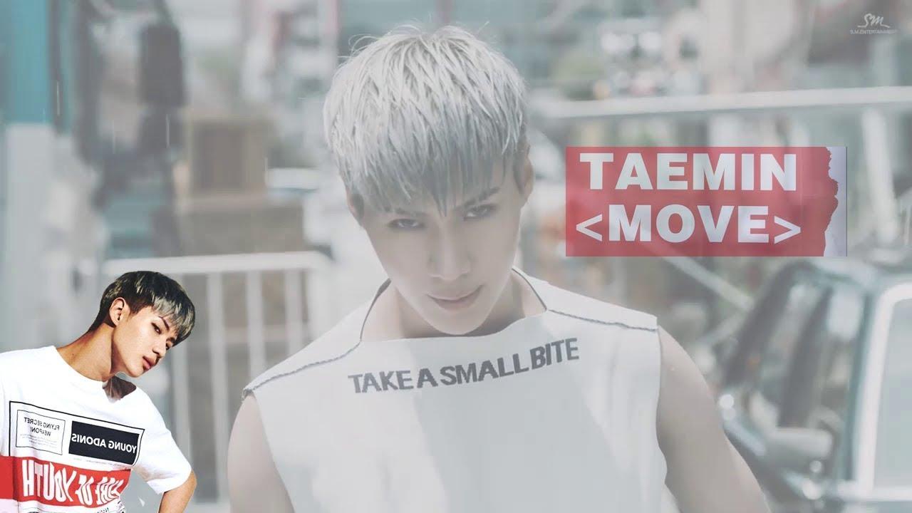 Taemin Move Lyrics