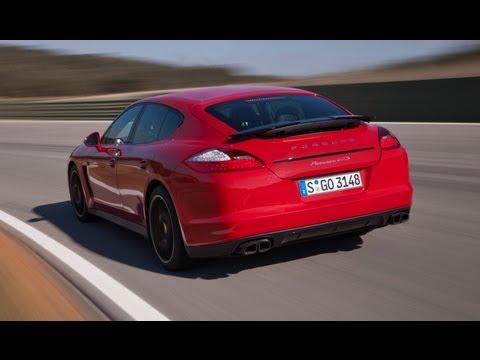 Porsche Panamera GTS review - evo magazine