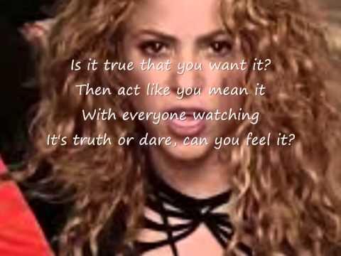 Shakira feat Carlinhos Brown   Lalala lyrics