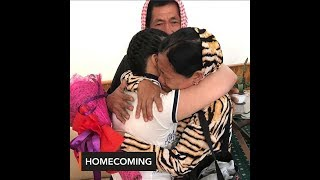 OFW saved from UAE death row reunites with family in PH
