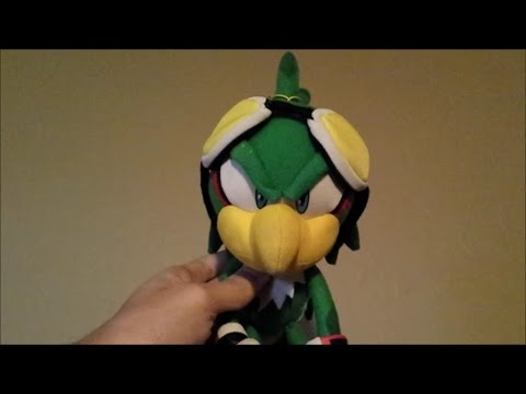 Sonic Plush Skits Everyone Hates Jet The Jerk Youtube