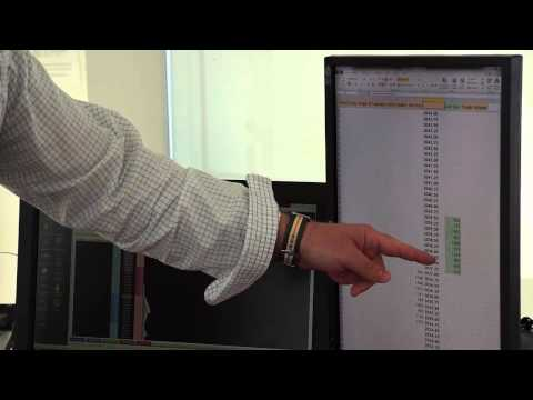 Futures Trading with Excel Spreadsheets
