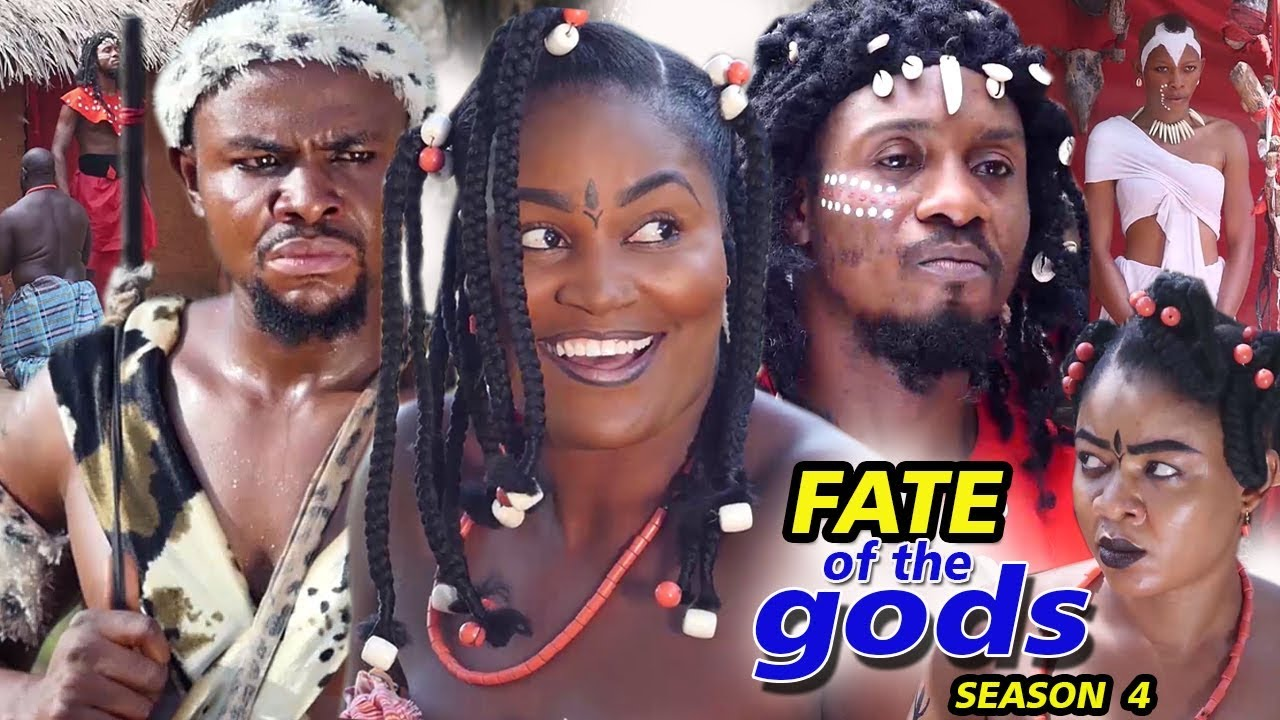 Download Fate Of The Gods Season 4 (New Movie) - 2019 Latest Nigerian Nollywood Movie Full HD