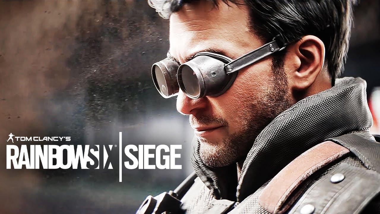 Rainbow Six Siege The Program Official Cinematic Six