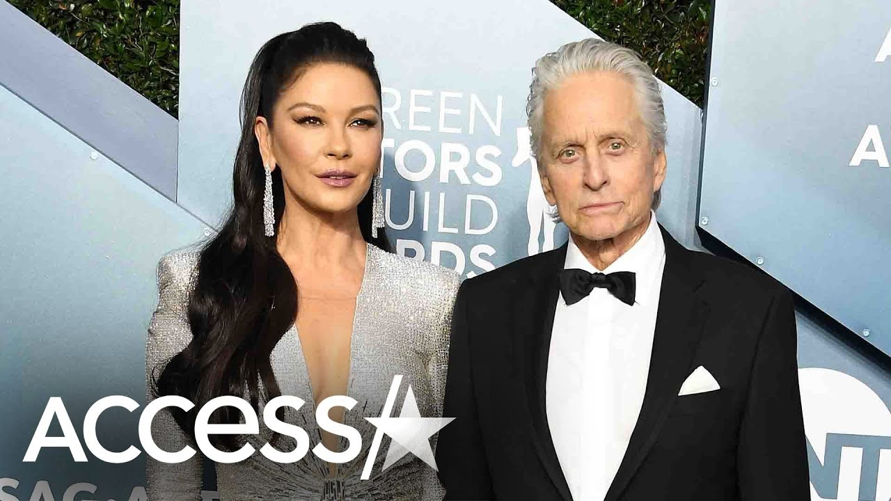Catherine Zeta-Jones & Michael Douglas' Birthday Messages