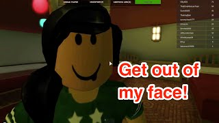 GET OUT OF MY FACE | Roblox - Temple of Memories
