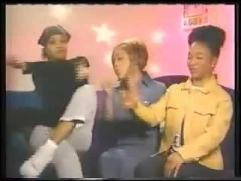 TLC's final TV appearance as a trio