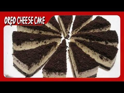 kek-cheese-oreo-mudah