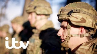 The Paras: Men of War | The Recruits Face Their First Field Exercise | ITV