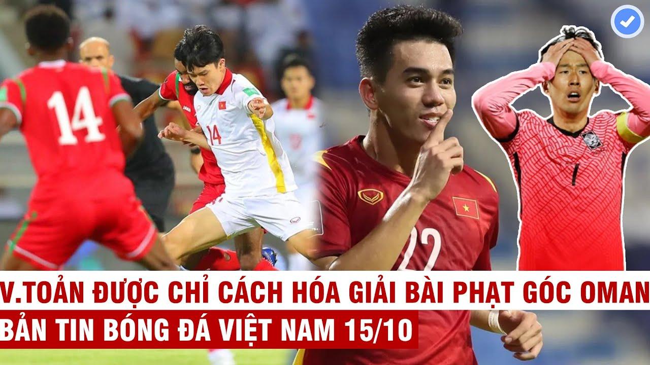 VN Sports 15/10   CLB Oman muốn mua Hoàng Đức, Tiến Linh trên tầm Son Heung Min ở châu Á vì CĐM