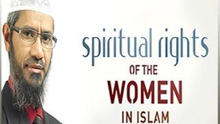 Women rights in islam   peace tv   dr zakir naik urdu speech  spiritual rights of women  2017  hd
