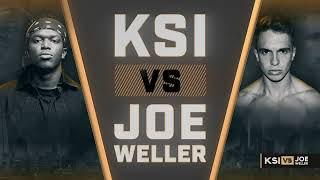 KSI vs Joe Weller Boxing Fight Stream - Copper Box Arena - February 3rd 2018