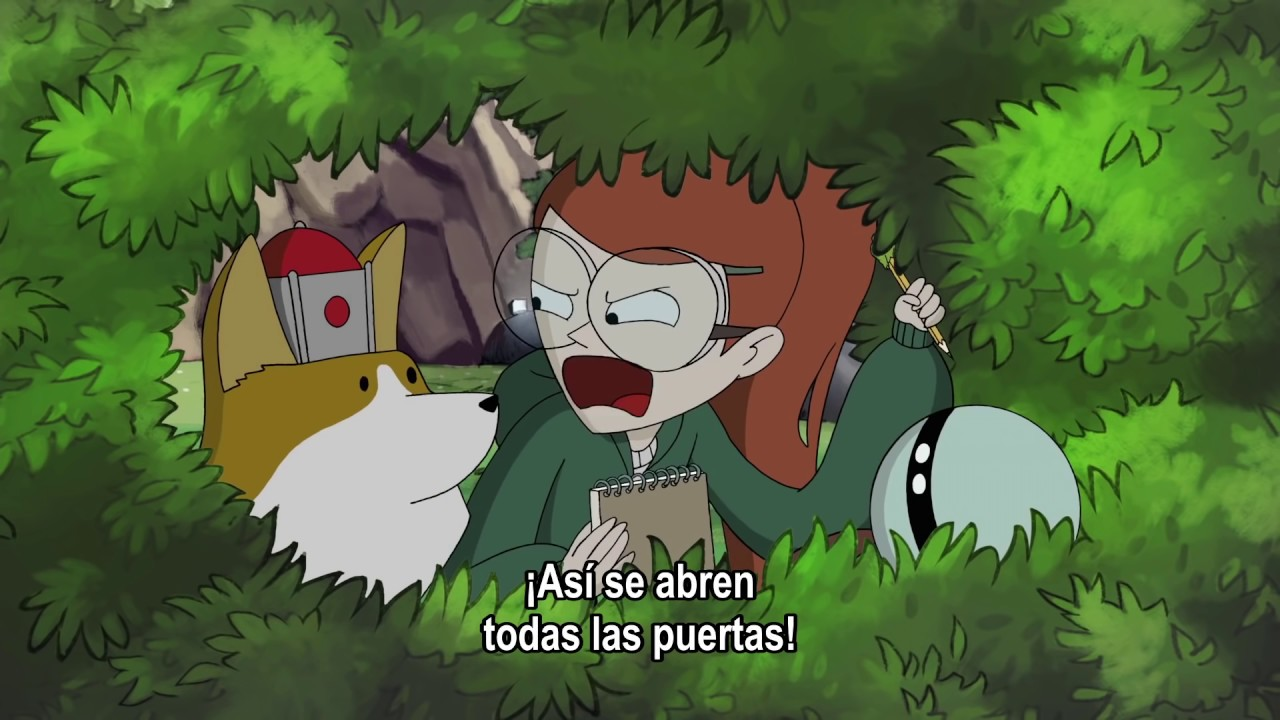 Infinity Train Temporada 01 Capitulo 00 - Piloto