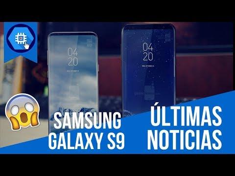 SAMSUNG GALAXY S9 y S9 PLUS - ÚLTIMAS NOTICIAS - Batería, Precio y FECHA de VENTA, en español