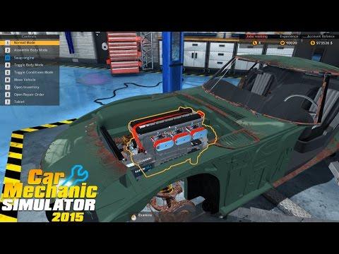 Car Mechanic Simulator 2015 Performance - AUCTION CARS