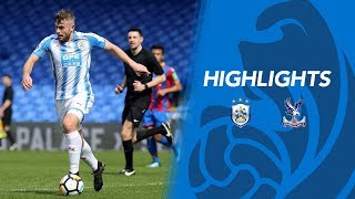 HIGHLIGHTS: Crystal Palace 2-1 Huddersfield Town's U23s