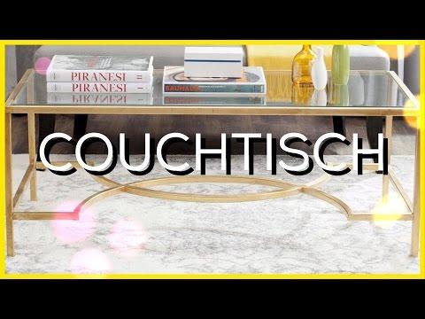 wohnzimmer gestalten couchtisch wahl wohnprinz youtube