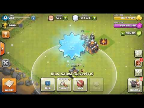 clash of.clans project clash hile