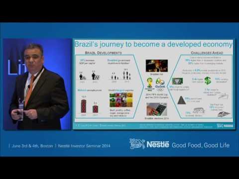 Brazil | Juan Carlos Marroquín, CEO, Nestlé Brasil Ltda.