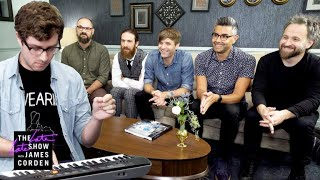 Death Cab for Cutie Plays the Game 'Nate That Tune'