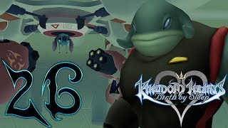Kingdom Hearts Birth By Sleep Gameplay Walkthrough Part 26 Deep Space (Let's Play)