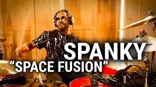 """Meinl Cymbals - George """"Spanky"""" McCurdy - """"Space Fusion"""""""