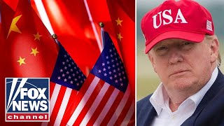 US start up trade talks with China after reaching a deal with …